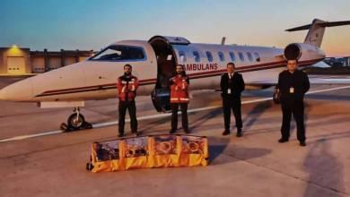 صورة تركيا ترسل طائرة إسعاف لجلب مواطن رفضت السويد معالجته