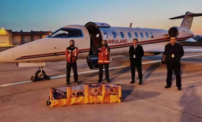 ترسل طائرة إسعاف لجلب مواطن رفضت السويد معالجته 1 - تركيا ترسل طائرة إسعاف لجلب مواطن رفضت السويد معالجته