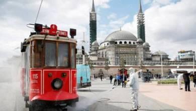صورة تركيا تسجل انخفاضا..في المعدل اليومي للوفيات والإصابات بفايروس بكورونا