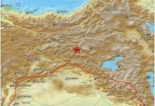 Photo of هزة أرضية بقوة 4.2 ريختر على الحدود السورية التركية