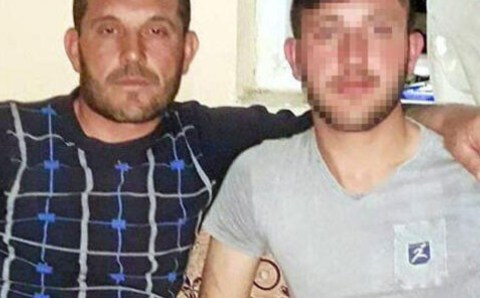 شاب تركي يقتل والده بفأس ويدفنه في الغابة
