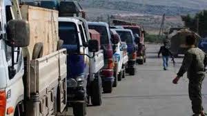صورة آلية عمل جديدة لمعبرين داخليين بريف حلب الشمالي