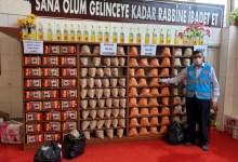 Photo of ولاية تركية…تحول المسجد إلى سوق خيري للمحتاجين