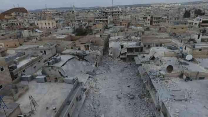 الدمار في الشمال السوري