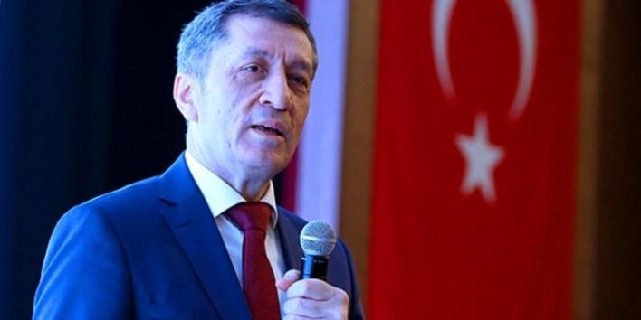وزير التربية التركي
