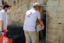 """صورة """"الإغاثة التركية"""" تقدم مساعدات رمضانية لـ2760"""