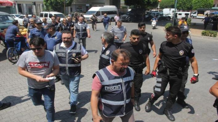 ـتقال مجموعة من السوريين في إسطنبول وشانلي أورفا لهذا السبب - إعتقال مجموعة من السوريين في إسَـطنبول وشانلي أورفا لهذا السبب