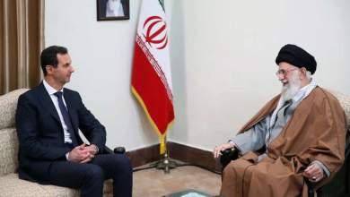 صورة مسؤول إيراني يدعو بلاده لاستعادة مليارات الدولارات من نظام أسد