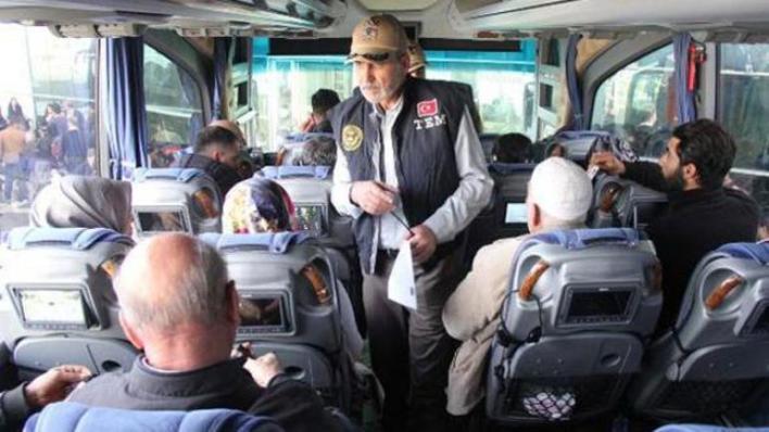 بين الولايات التركية - توضحيات هامة حول التنقل بين الولايات التي تم رفع الحظر عنها ومن هم الأشخاص الذين يحق لهم السفر إليها