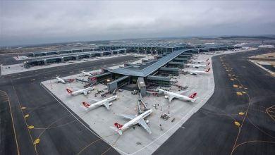 """صورة """"الخطوط التركية"""" تمدد تعليق الطيران الخارجي حتى 10 يونيو"""