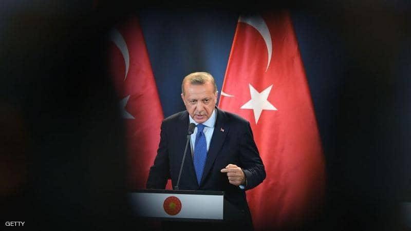 الرئيس التركي أردوغان : تركيا القوية مستعدة لتقاسم ثروات المتوسط