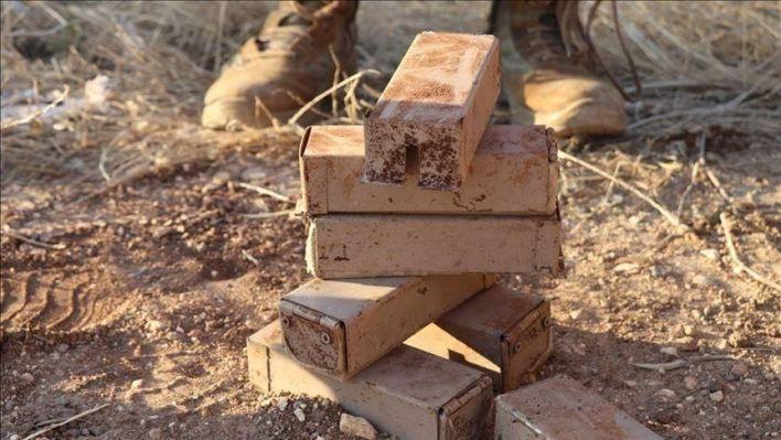 .jpg - أعلنت وزارة الدفاع التركية، تدمير 118 لغما مضادا للأفراد