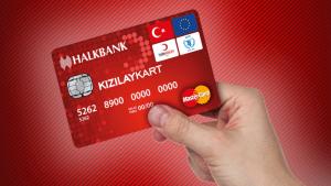 بيان من الهلال الأحمر التركي لحاملي كرت المساعدات المالية