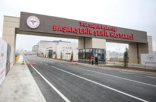 """شهير تشام وساكورا - أردوغان: انجازاتنا متواصله مدينة """"باشاك شهير"""" الطبية على استعداد لاأ ستقبال 35 ألف مريض يوميا"""