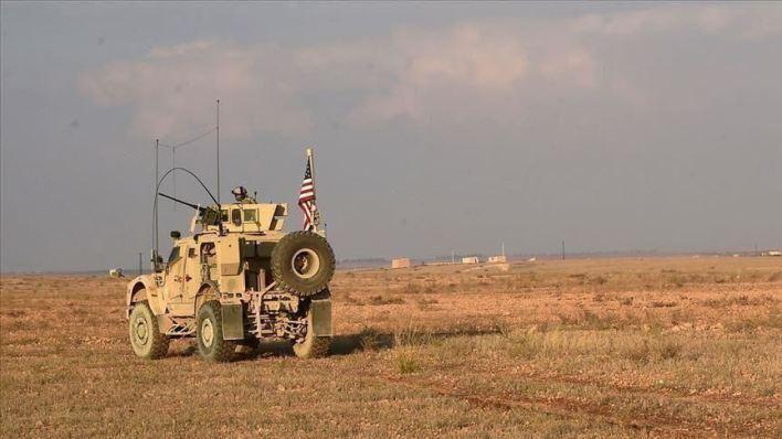 أمريكية - قوات روسية تقطع طريق دورية أمريكية شمال شرقي سوريا