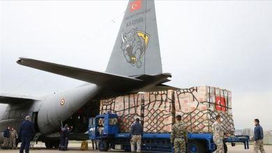 صورة تركيا تقدم مساعدات طبية لكازاخستانفي إطار