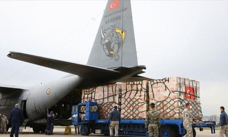 طبية - تركيا تقدم مساعدات طبية لكازاخستانفي إطار