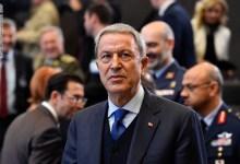 Photo of وزير الدفاع التركي خلوصي أكار: مصممون على حماية مصالح تركيا