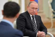 صورة تسريب حول توافق جديد بشأن نهاية الأسد.. وخيـ.ـانة روسية غير مسبوقة لبشار الأسد