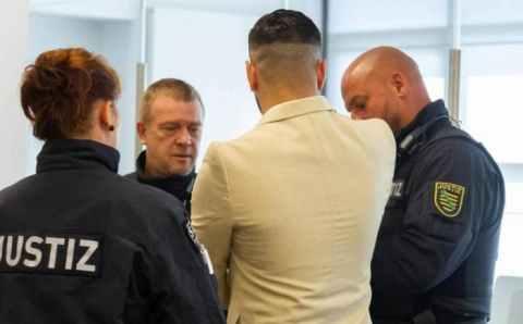 حكم نهائي بالـ.ـسـ.ـجن 9 سنوات بحق لاجئ سوري..ألمانيا