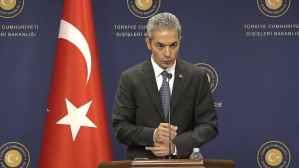 متحدث الخارجية التركية: الاتحاد الأوروبي يصر على خطاباته العقيمة.