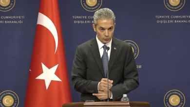صورة متحدث الخارجية التركية: الاتحاد الأوروبي يصر على خطاباته العقيمة.