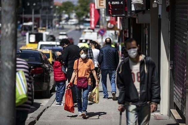 FB IMG 1590167803755 - بورصة .. غرامة مالية لمن لا يرتدي الكمامة في 8 أحياء أغلبها من السوريين