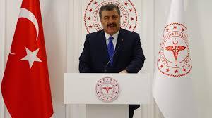 صورة متى سينتهي فايروس كورونا في تركيا …تصريح عاجل من وزير الصحة التركي