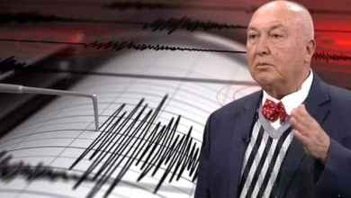 صورة بروفسور التركي يحذر من زلزال قوي في 5 ولايات تركية