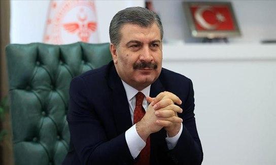 photo 2020 05 21 20 40 12 - بيان هام من وزير الصحة التركي.. يكشف أسباب التقلبات في عدد الحالات
