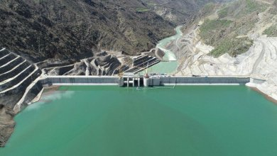 """صورة تركيا … 500 مليون ليرة سنوياً بعد بدء إنتاج الطاقة من سد """"شتين"""" الأضخم في المنطقة"""