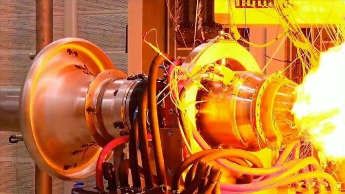 تركي - تركيا تختبر بنجاح أول محرك صاروخ محلي مضاد للسفن