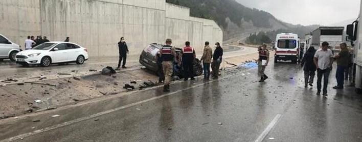 .jpg - حادث سير مروع شمالي تركيا يسفر عن قتلى وجرحى