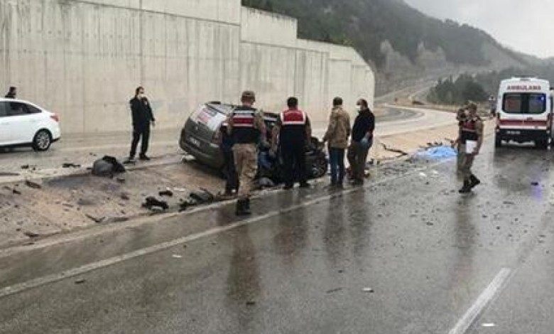 .jpg?resize=780%2C470&ssl=1 - حادث سير مروع شمالي تركيا يسفر عن قتلى وجرحى