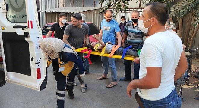 اطفال - طفلان سوريان في حالة حرجة جراء سقوطهما من مكان مرتفع في ولاية بورصة