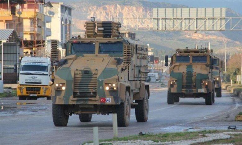"""الحدود السورية التركية 1 - منشورات تركية في إدلب تبشر بخبر سار لمناطق الشمال السوري """"صورة"""" - Mada Post"""