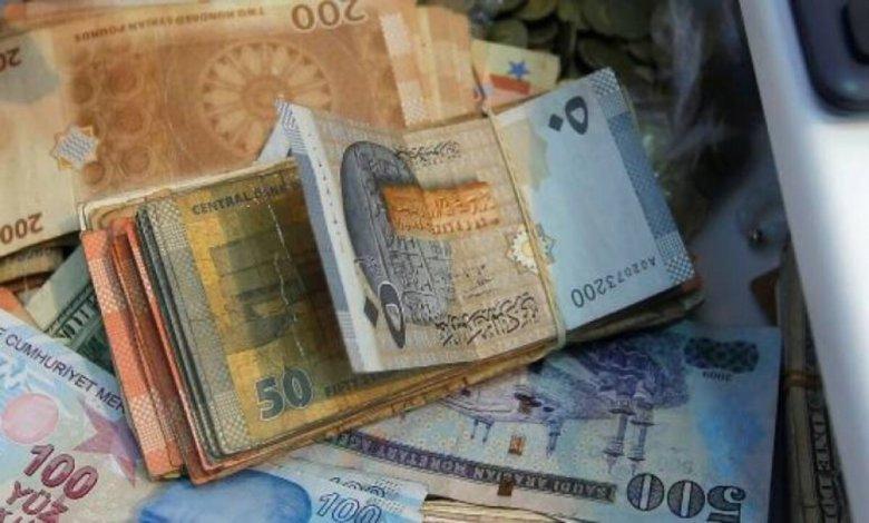 والتركية تعبيرية 1 - الليرة السورية والتركية..آخر تحديث لأسعار العملات والذهب - Mada Post