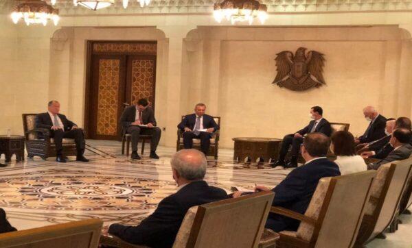 روسيا الأخيرة لنظام الأسد وكالات 1 600x362 - غولف نيوز: هذه أسباب ونتائج زيارة روسيا الأخيرة لنظام الأسد - Mada Post