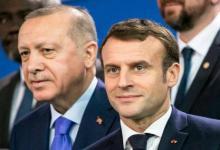 """صورة """"أردوغان"""" يقلب الطاولة على """"ماكرون"""" في شرق المتوسط"""