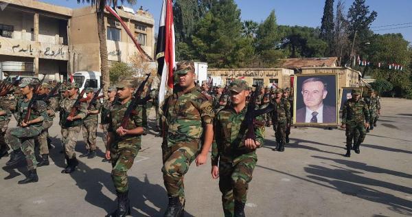 """1581263646755833436 - إحصائية صادمة لقتلى """"جيش التحرير الفلسطيني"""" في الحرب السورية"""