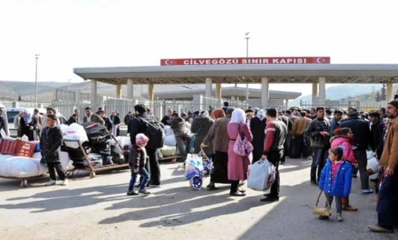 1599235674 - ترحيل قرابة ألفي سوري من تركيا وبيان عاجل من معبر باب الهوى تركيا الحدث