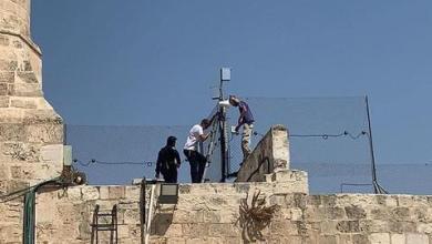 صورة تحذيرات من مساعي الاحتلال لتغيير الواقع في المسجد الأقصى بالقوة