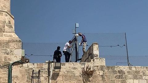 1599403802 8777591 949 534 5 2 - تحذيرات من مساعي الاحتلال لتغيير الواقع في المسجد الأقصى بالقوة