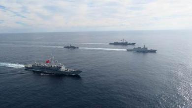 """صورة تركيا وشمال قبرص تطلقان مناورات """"عاصفة المتوسط"""" الأحد"""