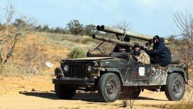 صورة للمرة الرابعة.. الجيش الليبي يعلن خرق مليشيا حفتر للهدنة في سرت