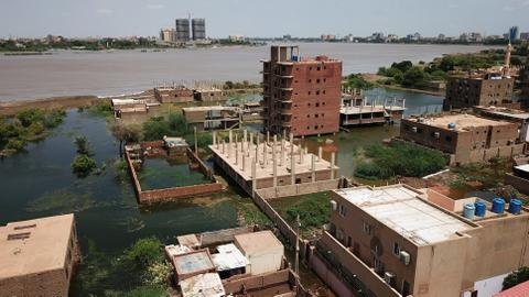 الفيضانات في السودان تحصد المزيد من الضحايا والبيوت