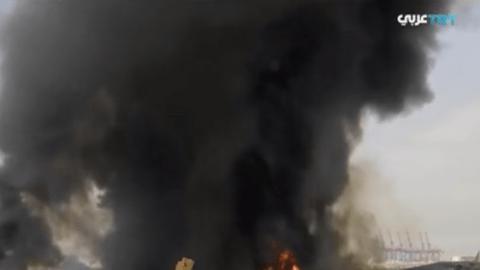 1599737737 8808233 977 550 325 5 - حريق جديد في مستودع للإطارات والزيوت بمرفأ بيروت