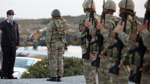 لن نسمح بالتعدي على حقوقنا وسنواصل حماية الشعب في قبرص