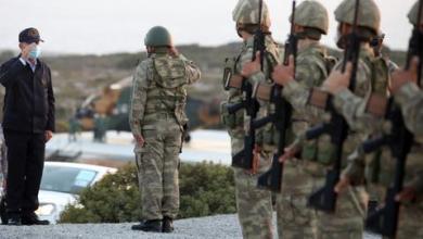 صورة لن نسمح بالتعدي على حقوقنا وسنواصل حماية الشعب في قبرص