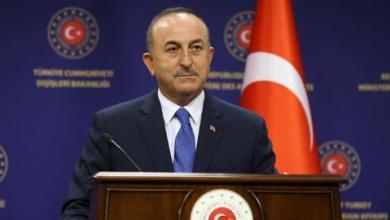 """صورة وزير الخارجية التركي يدعو اليونان للحوار """"بلا شروط مسبقة"""""""